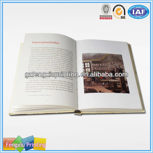 Customized Design Exercise Book Text Book Printing