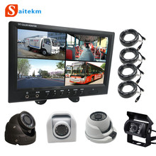 Best Sell Hidden bus Camera With Night Vision Mirror Car Rear View Camera system