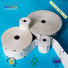 57mm 58mm ATM POS paper, cash register paper, thermal paper rolls for thermal printer