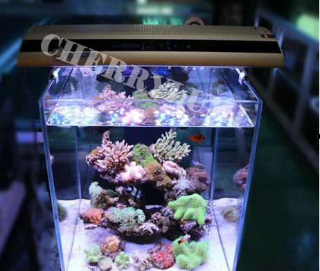 60cm/72W Fish tank led light For Marine Coral Reef Fish Tank