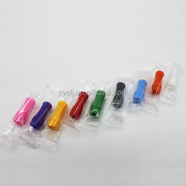 510 e-cigarette soft tip vapor disposable rubber cover, test drip tips mouthpiece ecig clean 510 silicone drip tester