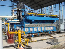 1600kw magnetic hfo generator power set for sale
