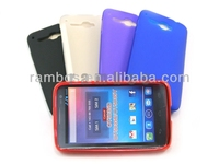 Soft Silicon TPU Gel Cover Rubber Case for Alcatel One Touch X POP OT5035D