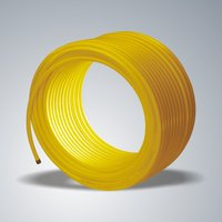 16mm yellow pex-a pipe and fittings for water supply and underfloor heating pipe system