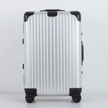 Great quality alloy cheap ravel trolley aluminum luggage