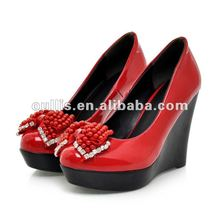 shoes 2012 girls Guangdong crystal diamond shoes ho615