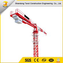 high quality topless tower crane