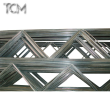 ladder type block reinforcement concrete wire mesh sizes