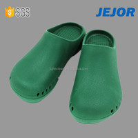 Unisex Hospital Breathable Footwear Cleap Anti-skid Clogs