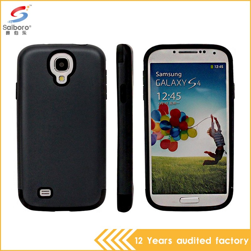 Latest high quality low moq 4000mah battery case for samsung s4