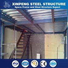 Steel Structure building about workshops sugar plant
