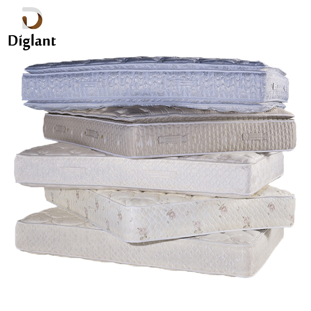 Diglant G145 Factory Natural Queen and 3E Coir Fiber Bonnell Spring Hard King Size Mattress - Jozy Mattress | Jozy.net