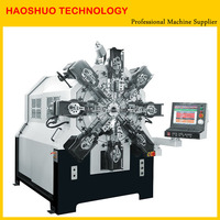 Automatic CNC Spring Forming Making Machine