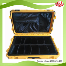 Tricases china manufacturer crushproof hard plastic waterproof tool storage case