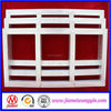 high quality anti-corrosive textile screen printing machine parts aluminum frames