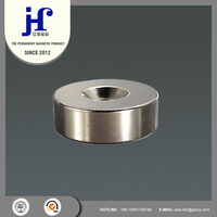 Disc Permanent Neodymium Magnet With Countersunk