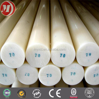 diameter 10mm wear resistance uhmwpe rod for machinery parts/upe bars