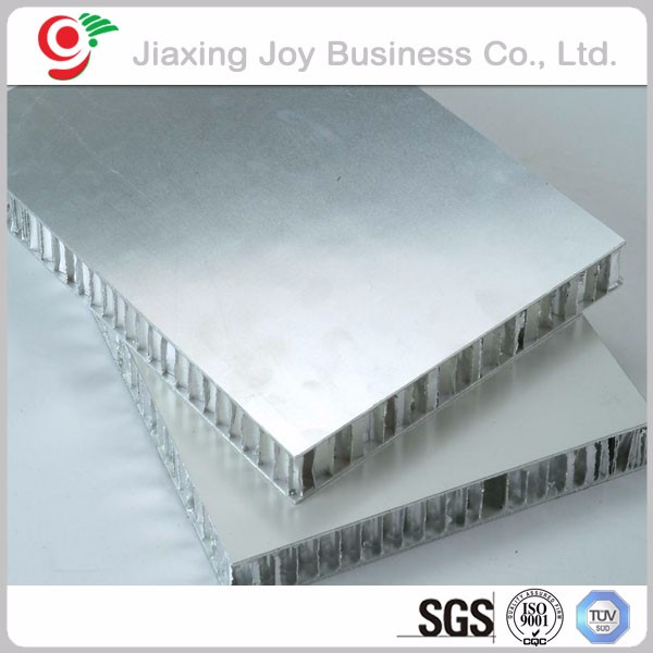 High quality aluminium honey comb panel for making acoustic wall panel