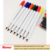 2 MM Fine Point Whiteboard Marker Dry Erasable Board Pen 8 Colors Pack