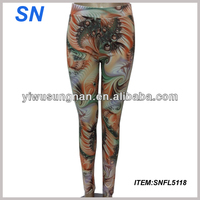 Sexy Leggings Girls Pics Wholesale Printed Leggings