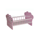 WEIFU Hot Selling Designs Luxury wooden designs new born baby sleep cot bed