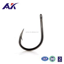 high carbon steel octopus saltwater fishing hook size from 1# to 11# free sample avaialbe