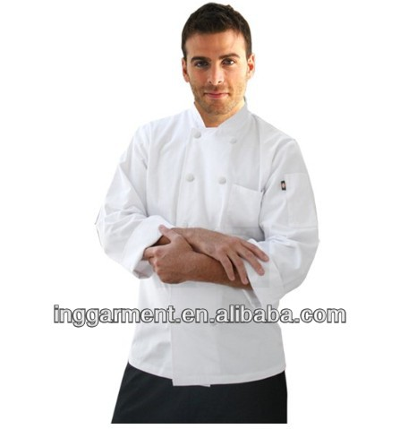 Personalized HIgh Quality Chef Coat