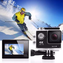 H9 Action Camera 4K WIFI Ultra HD 1080p/60fps 2.0 LCD 170D lens Helmet Camera waterproof sports camera