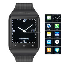 New arrival android smart watch with 1.54 Inch touch screen hand watch mobile phone price in india