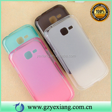 Hot Sale Slim TPU Back Cover Case For Samsung Galaxy Win I8552
