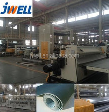 JWELL - car sound insulation pad vibration damping pad extruder machine