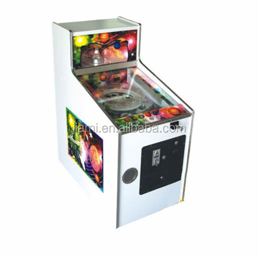 Space Traveling - Coin Operated Amusement Park Pinball Game Machine