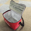 Wholesale cheap 600D Polyester insulated disposable cooler bag