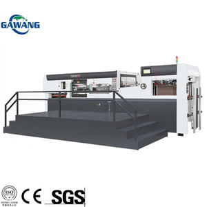 Rectification Label die cutter slitter machine Rotary Die Cutting Machine