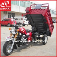 KAVAKI 3 Wheel tricycle Cargo Scooter / Chinese 3 Wheel 250cc Automatic Adult Motorcycle on Sale