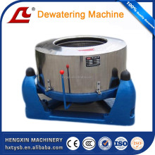 Three foot type Dewatering Machine for fruit dehydration