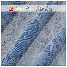 Apparel garment accessories young lady dress floral white gauze lace fabric