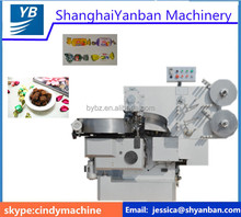 YB-600S twist wrapping machines for candy/ confectionery/ lollipop