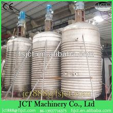 JCT machine for skin adhesive glue