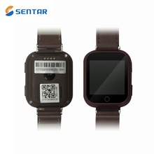 Heart Rate Monitor Easy Using V82S Smart Elderly GPS Watch Phone