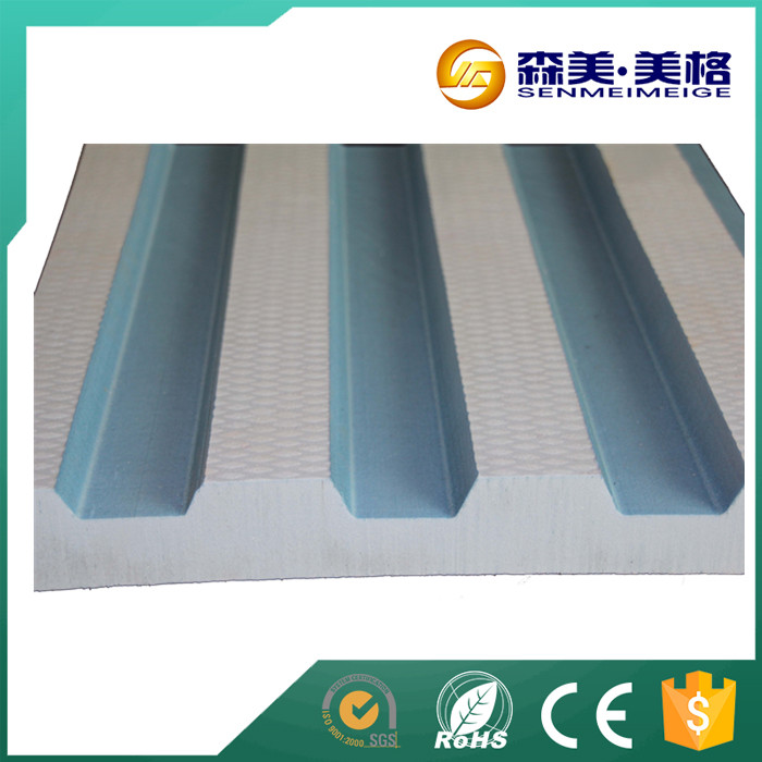 Non-combustible extruded polystyrene(XPS) insulation board