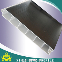 UPVC/PVC door panel profile
