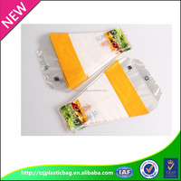 Accept Custom Order gravure printing sandwich Plastic bag food grade plastic bag