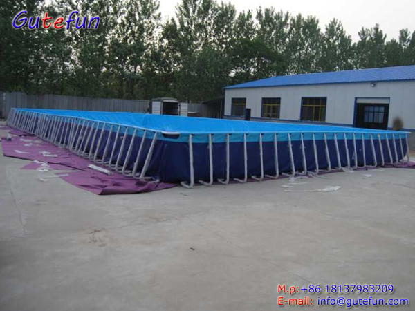 Above Ground Metal Frame Swimming Pool For Sale Buy Above Ground Metal Frame Swimming Pool For