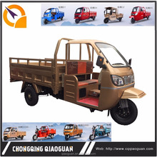 CHONGQING BJ2 OEM HOT Semi Closed Cabin Cargo Tricycle with 200cc 250cc ZONGSHEN Engine 1500kg load