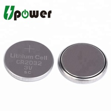 Lithium Battery 3V Button Cell Battery CR2032 with Tray Package