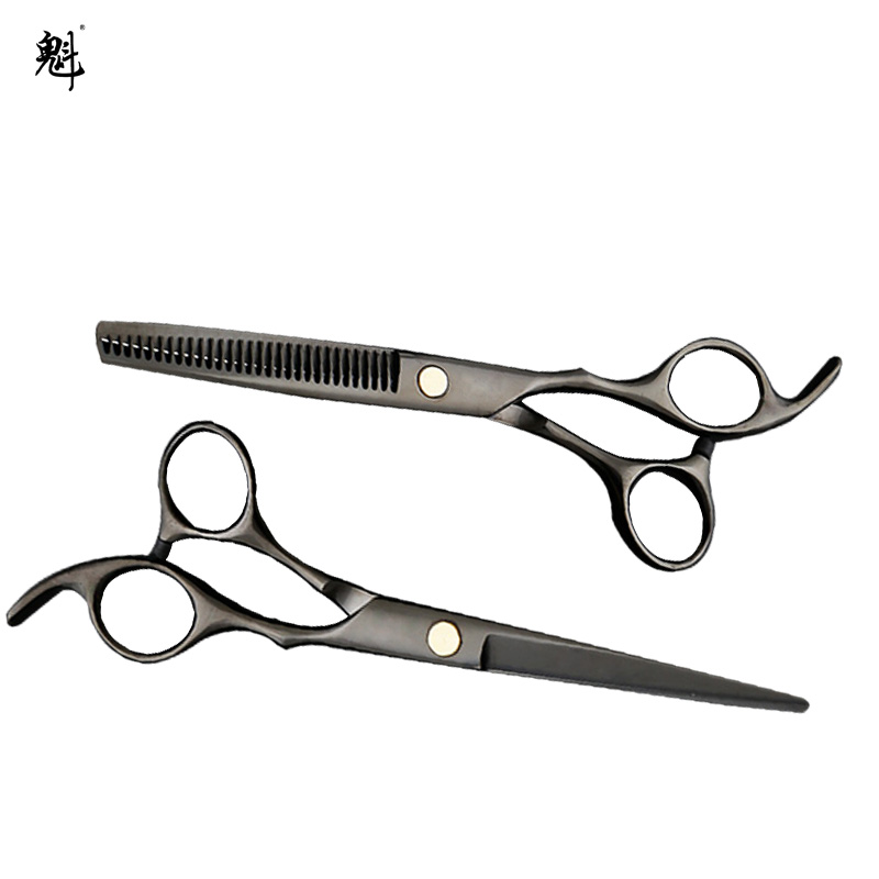 High Quality Professional Children's Scissors Set Or Tool Of Hairdressing Salon For Babies