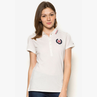 TS269 Latest women new arrival fashionable summer hotsale polo t shirt with high quality