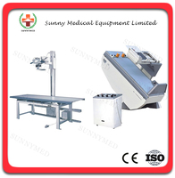 SY-D018 hospital used radiography x ray unit x-ray developer machine cost