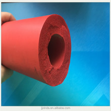 Thermal insulation NBR/PVC rubber foam pipe